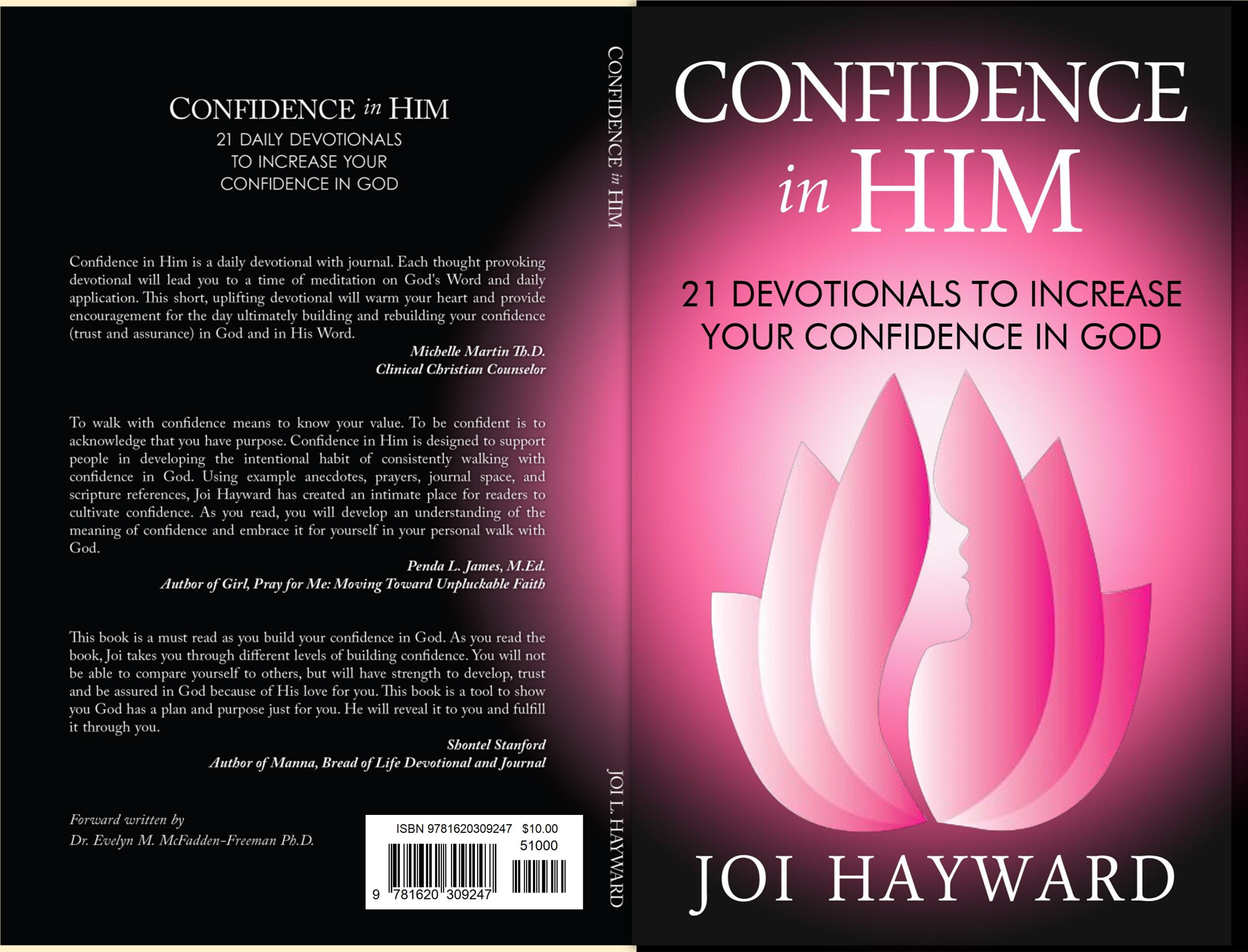 Confidence in HIM cover image