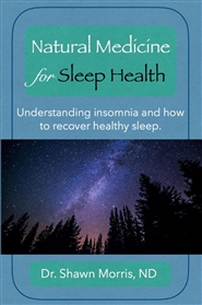 Natural Medicine for Sleep Health cover image