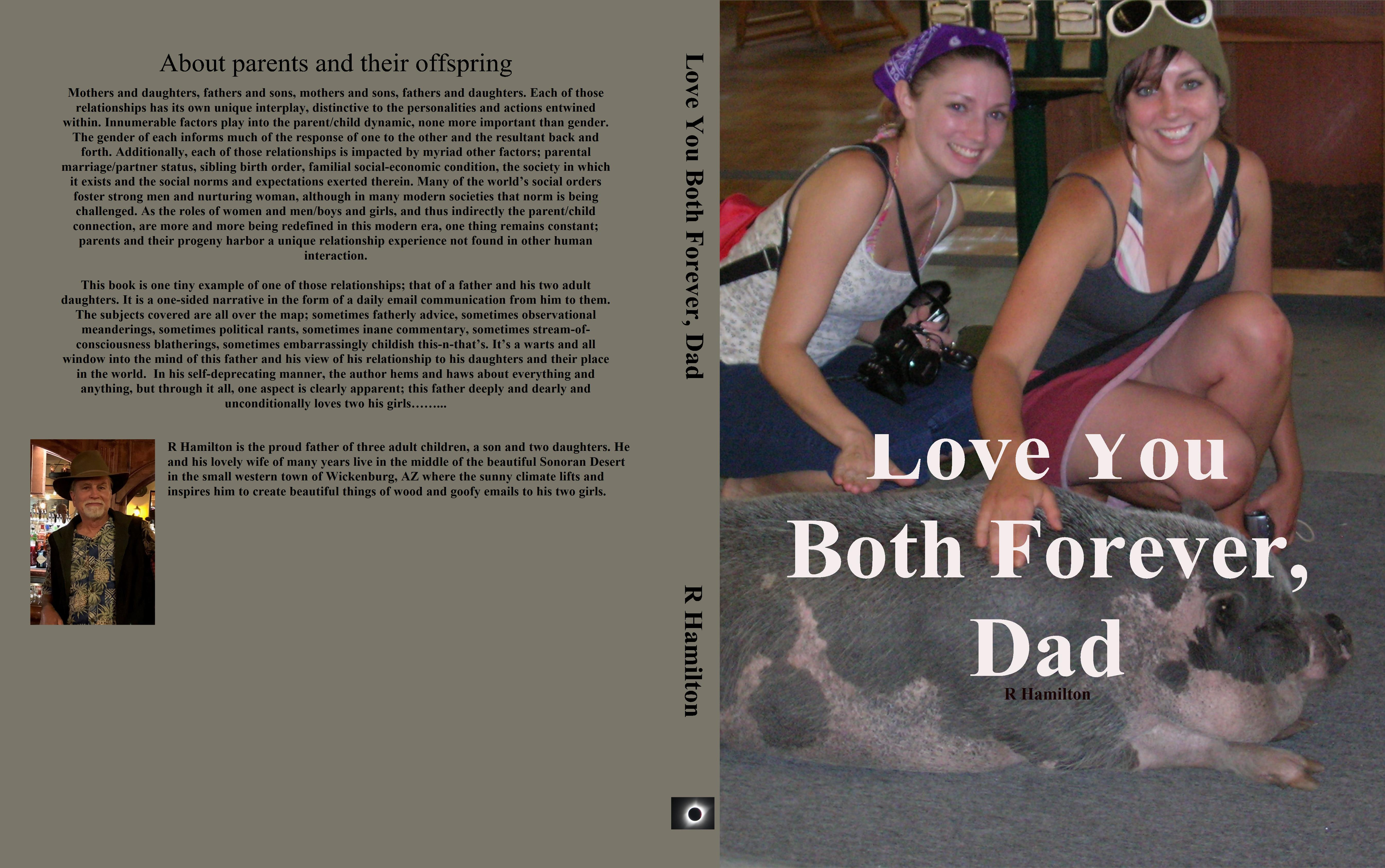 Love You Both Forever, Dad cover image