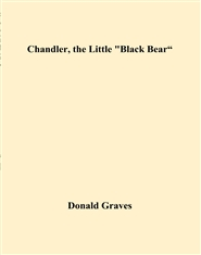 "Chandler, the Little ""Black Bear"" cover image"