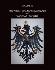 THE WILLE/TEWS, HENNING/VOELKER and GLOCK/LUFT FAMILIES cover image