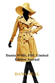 Damia Willis, FBI: Limited Edition Journal cover image