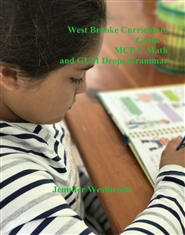 West Brooke Curriculum Grade 3 MCP C Math and GUM Drops Grammar cover image