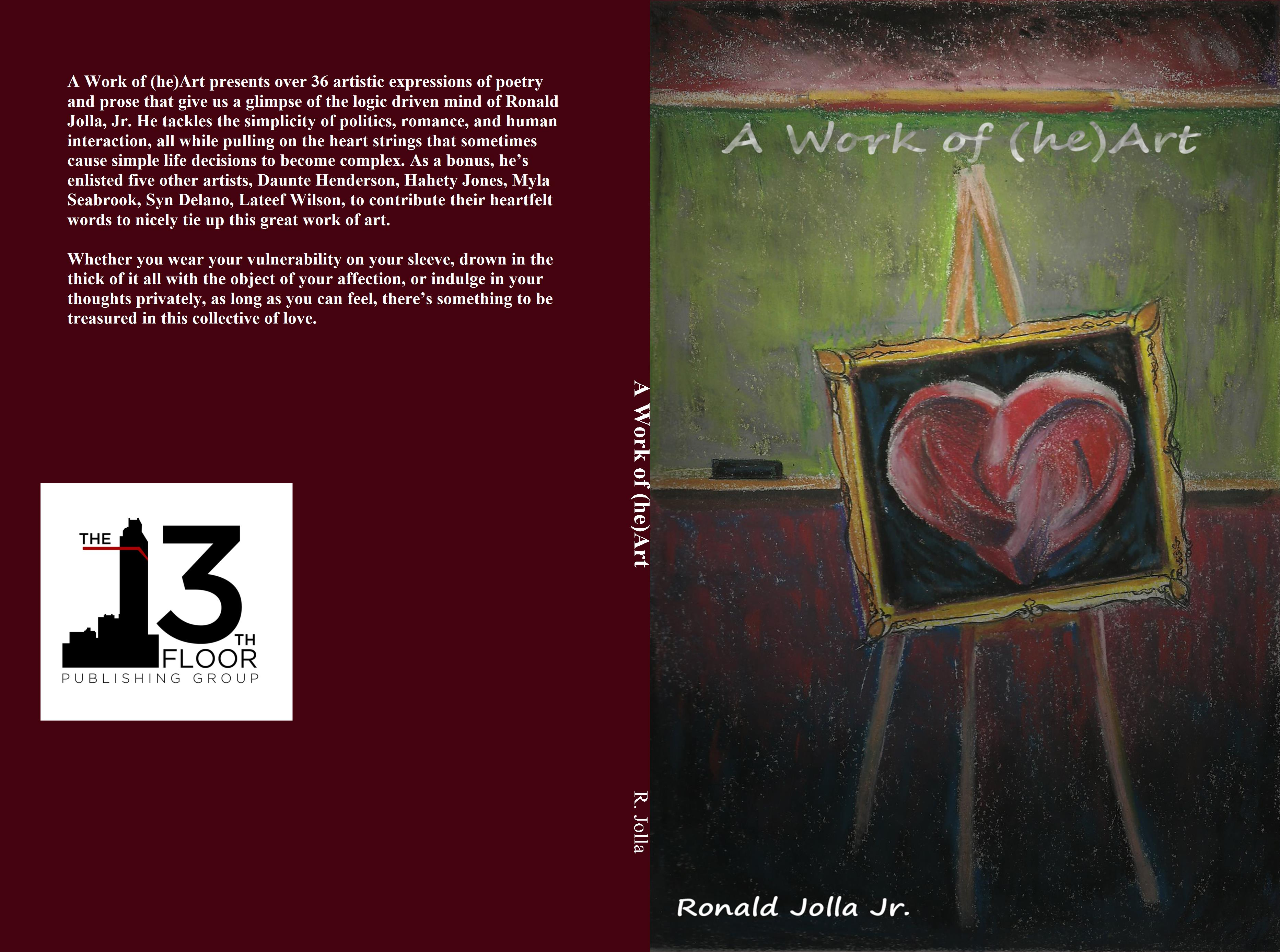 A Work of (he)Art cover image