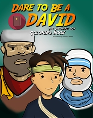 Dare to be a David cover image