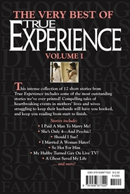 The Very Best Of True Experience Volume 1 cover image