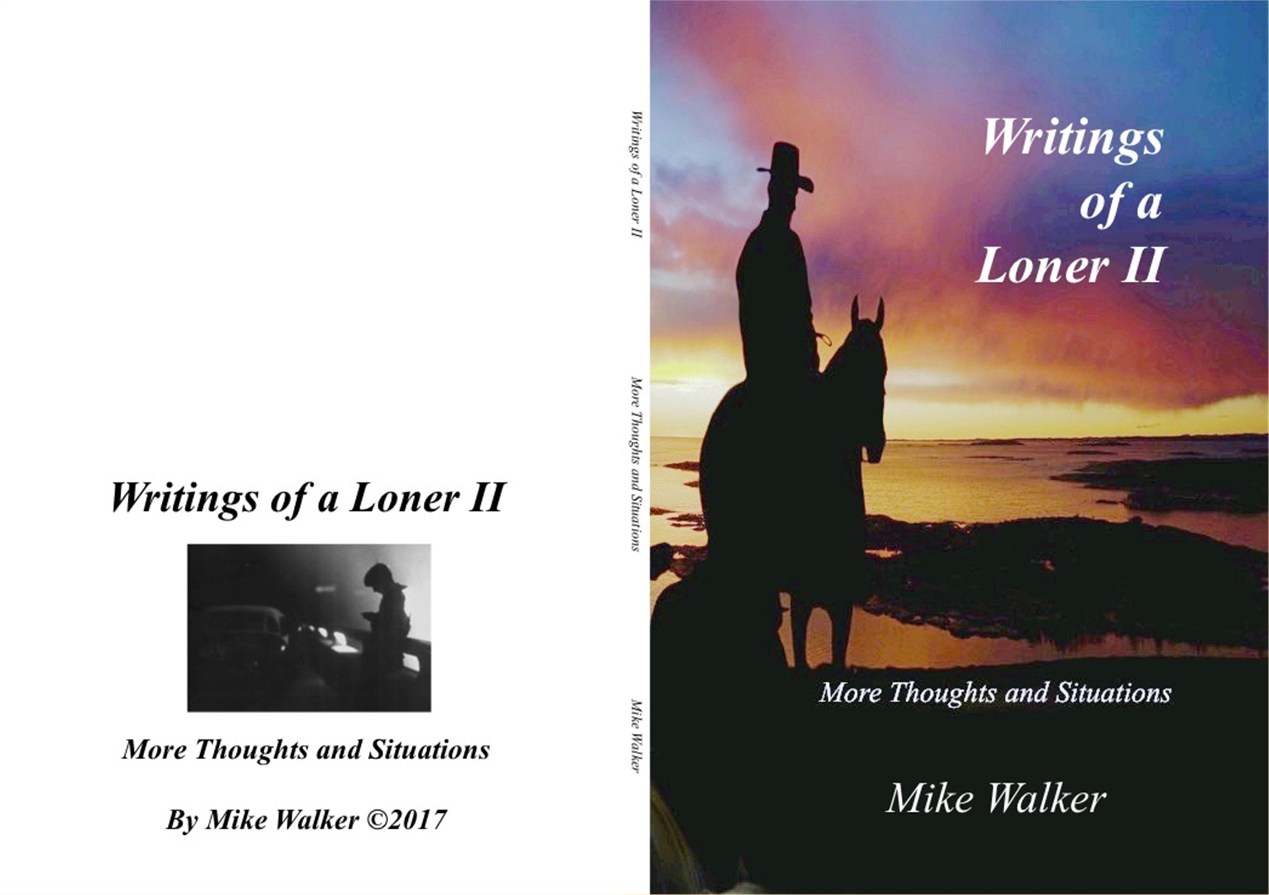 Writings of a Loner II cover image