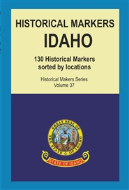Historical Markers IDAHO cover image