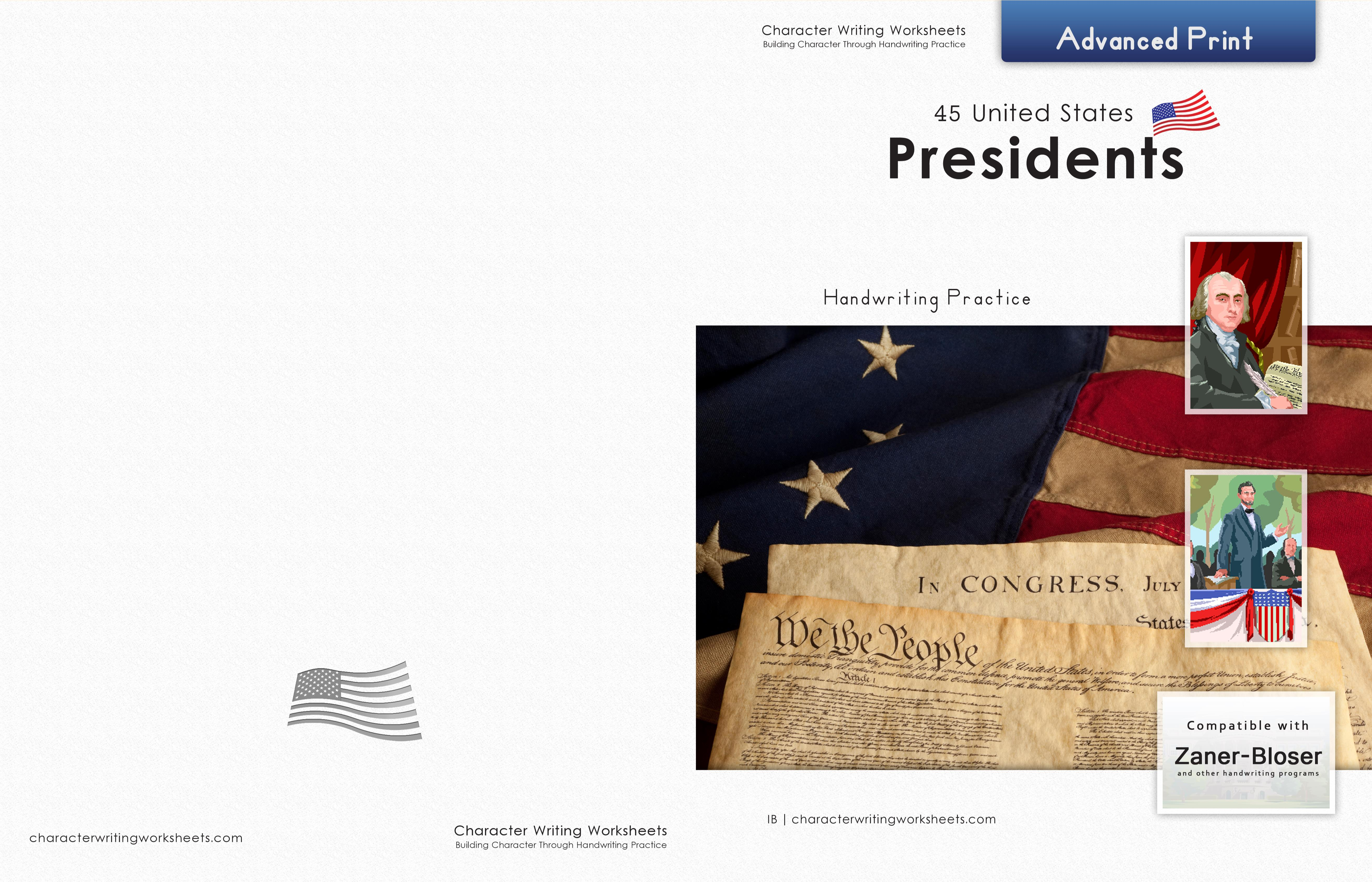 The Presidents - ZB - Advanced Print cover image