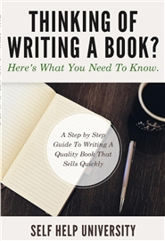 Thinking Of Writing A Book? Here's What You Need To Know cover image