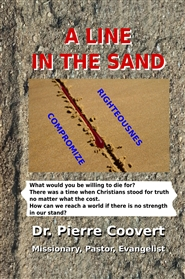 A Line In The Sand cover image