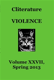 Cliterature VIOLENCE cover image