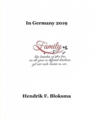 In Germany 2019 cover image