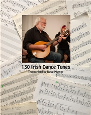 130 Irish Dance Tunes (Perfect bound) cover image