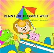 Benny the Horrible Wolf cover image