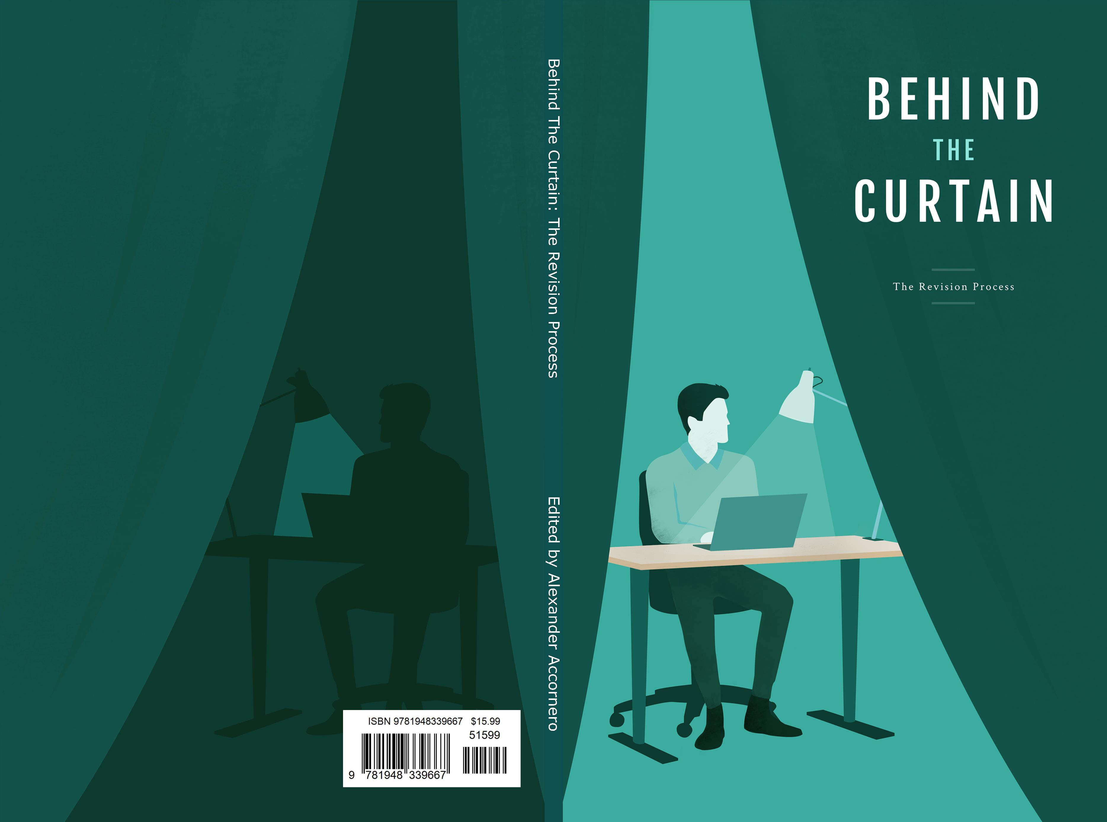 Behind The Curtain The Revision Process by Alexander Accornero