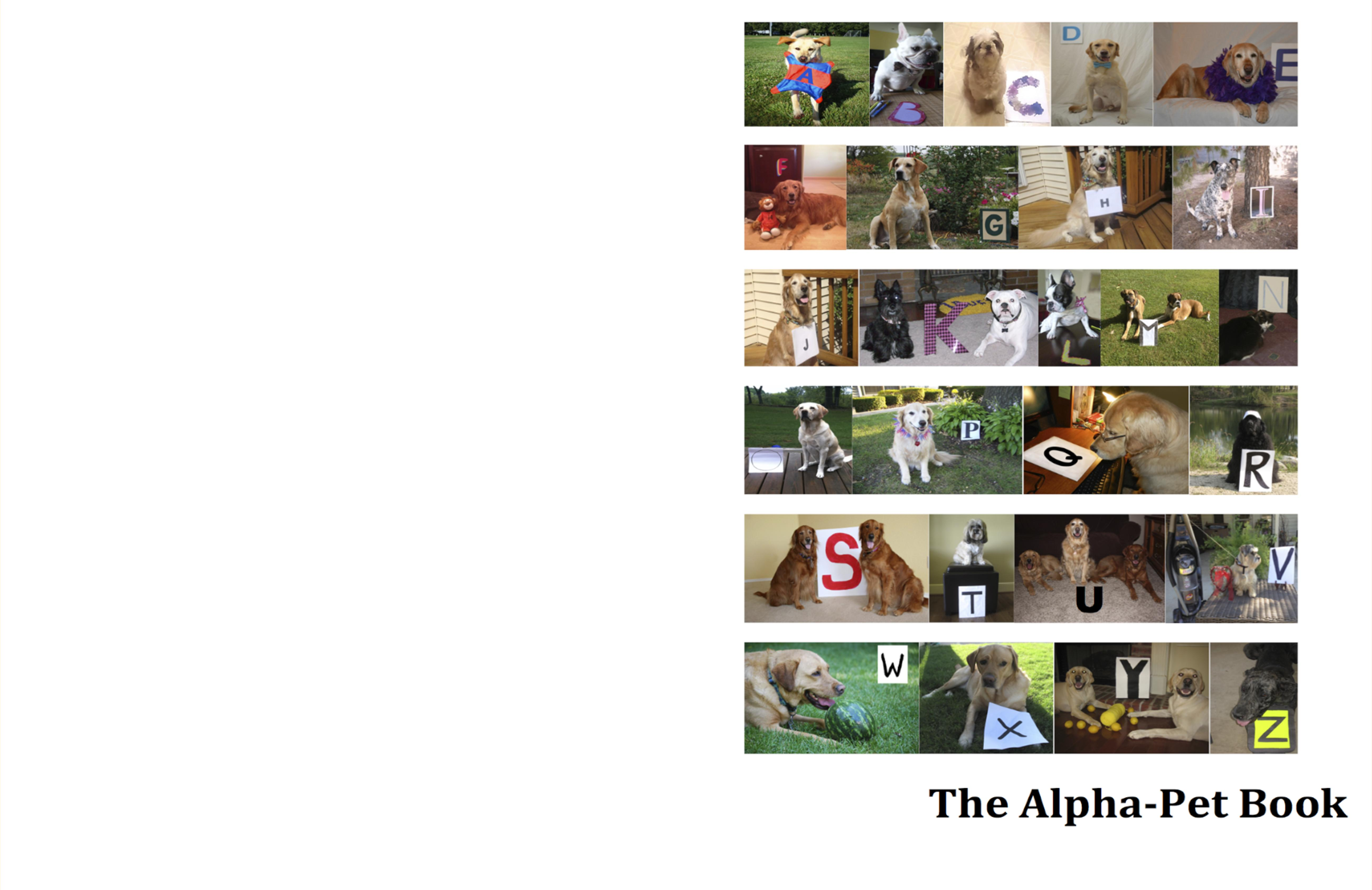 The Alpha-Pet Book cover image