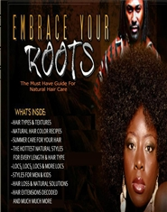 Embrace Your Roots cover image