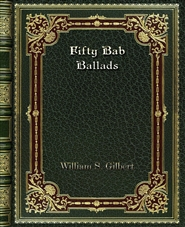 Fifty Bab Ballads cover image