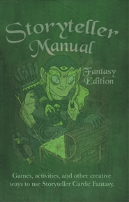 Storyteller Manual Fantasy Edition cover image