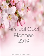 Goal & Focus Planner cover image