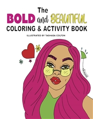The Bold and Beautiful: Coloring & Activity Book cover image