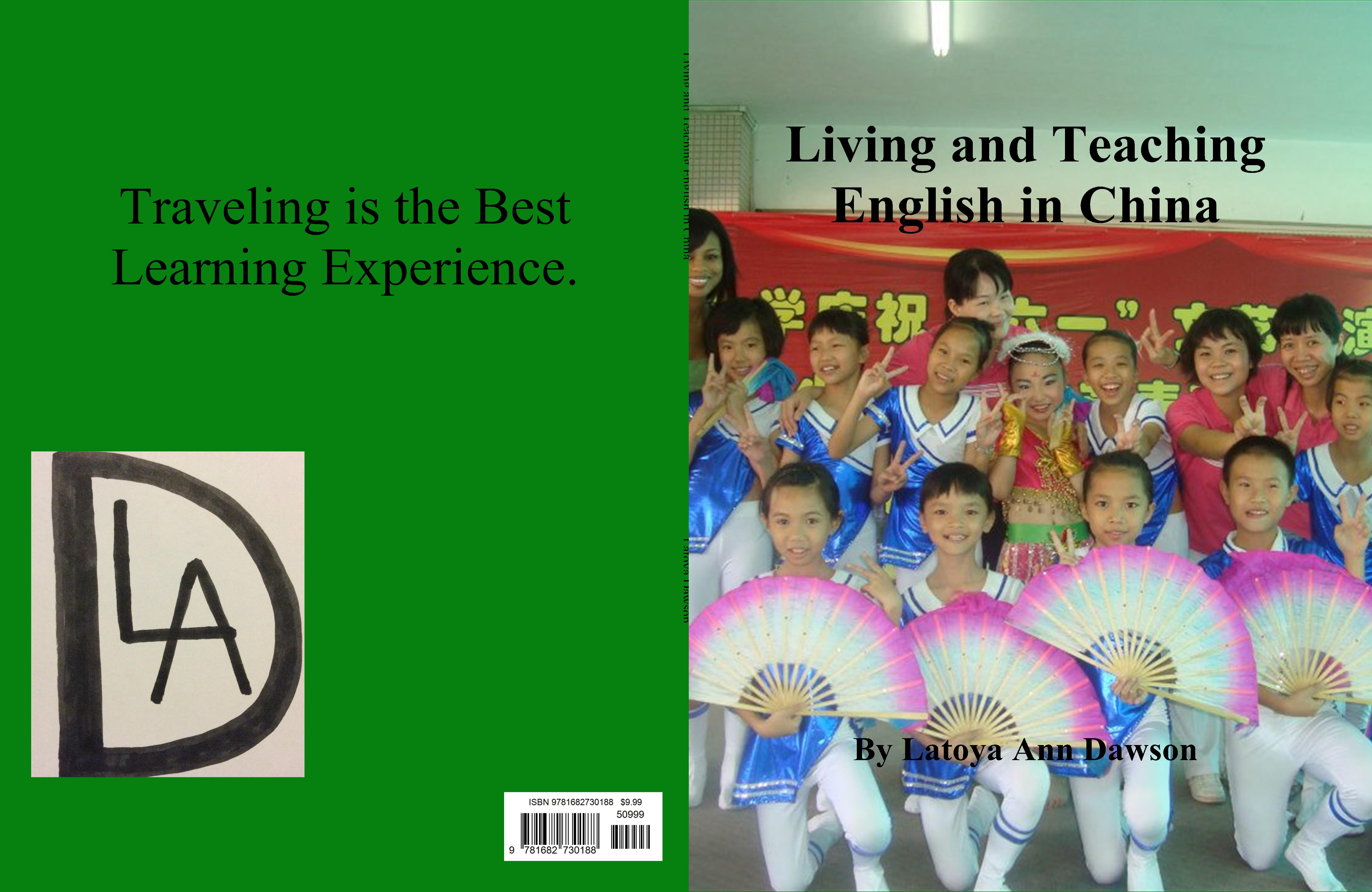 Living and Teaching English in China cover image