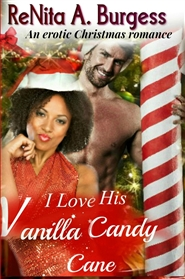 I Love His Vanilla Candy Cane cover image