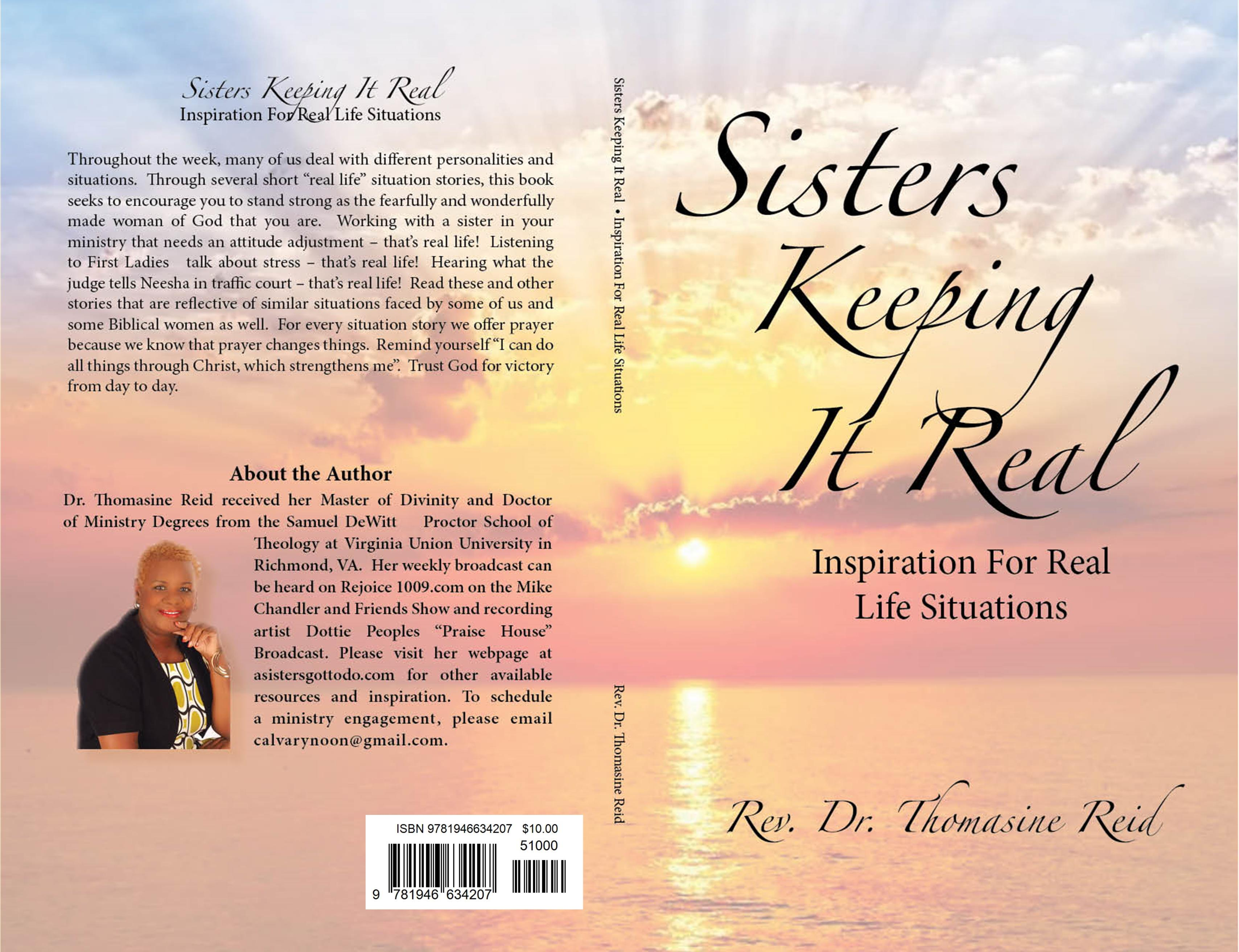 Sisters Keeping It Real cover image