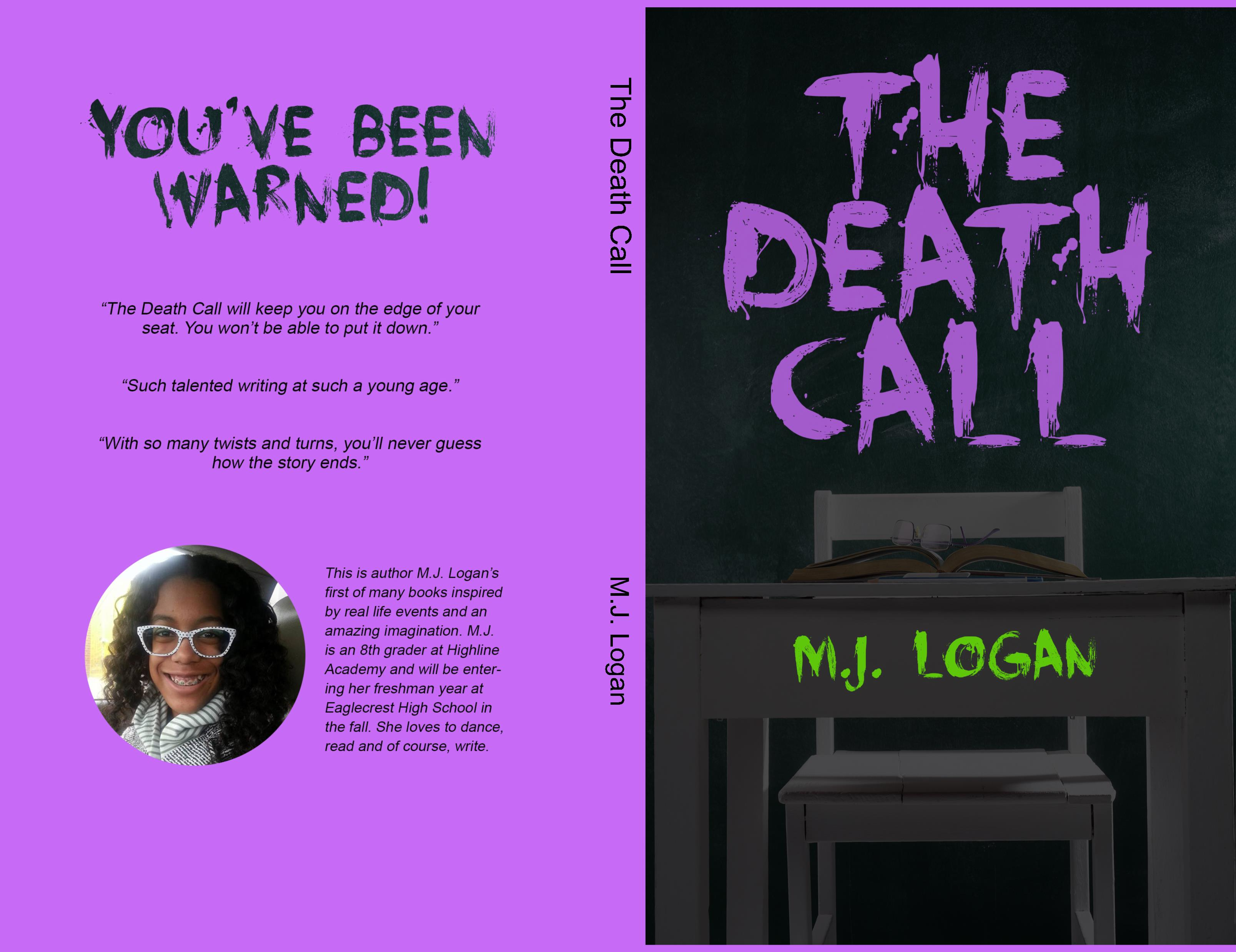 The Death Call Cover Image