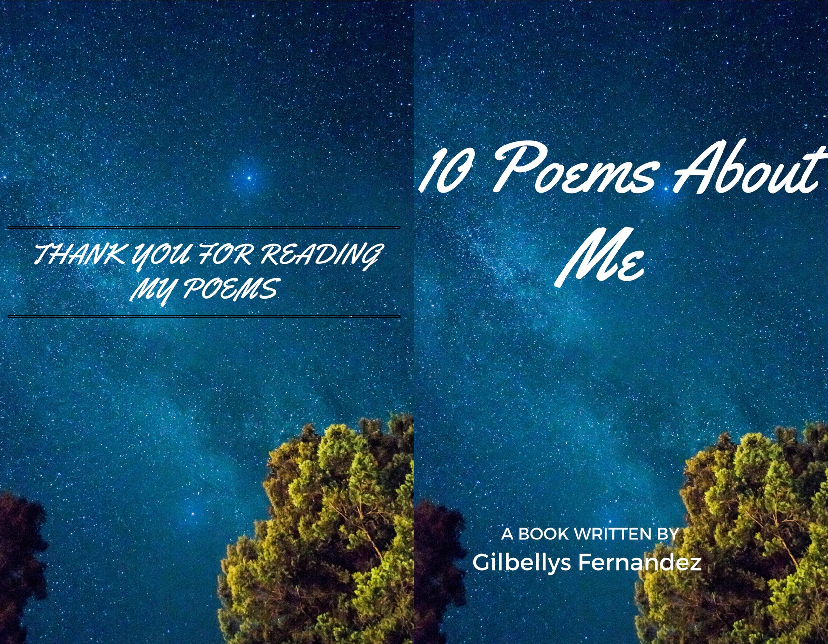 10 Poems About Me cover image