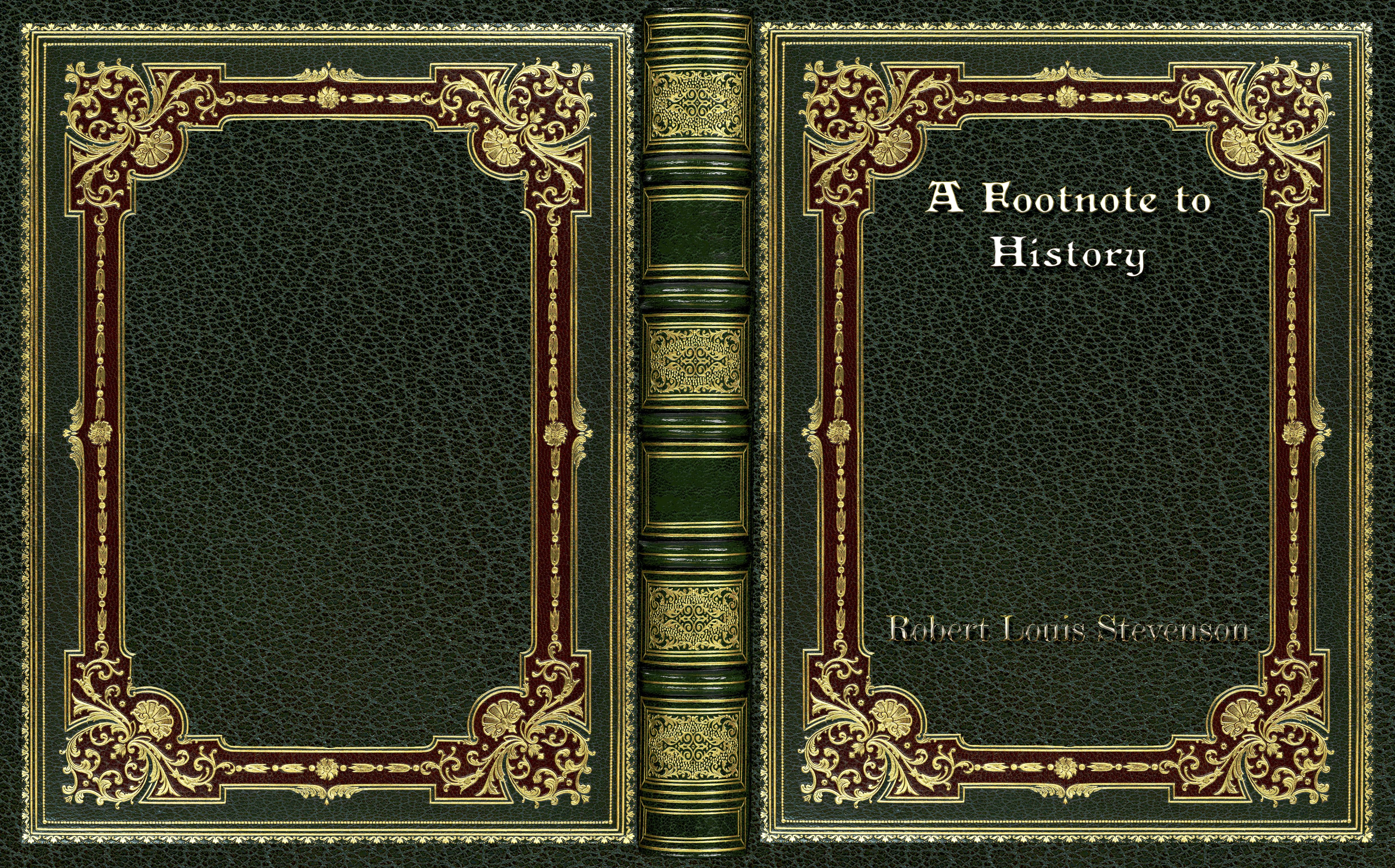 A Footnote to History cover image