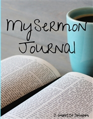 MySermon Journal cover image