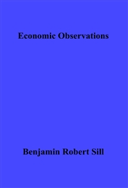 Economic Observations cover image