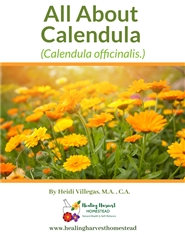 All About Calendula cover image