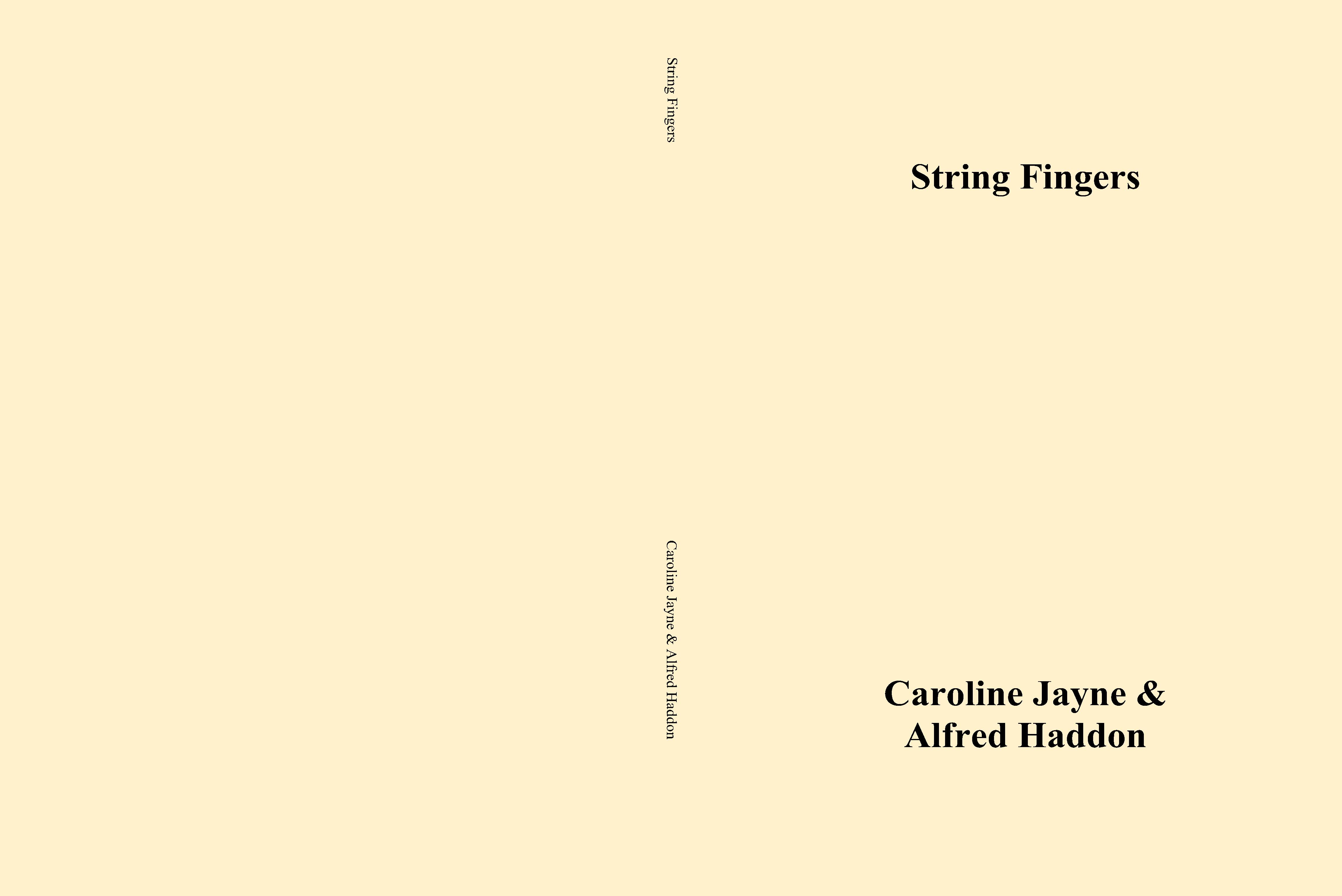 String Fingers cover image