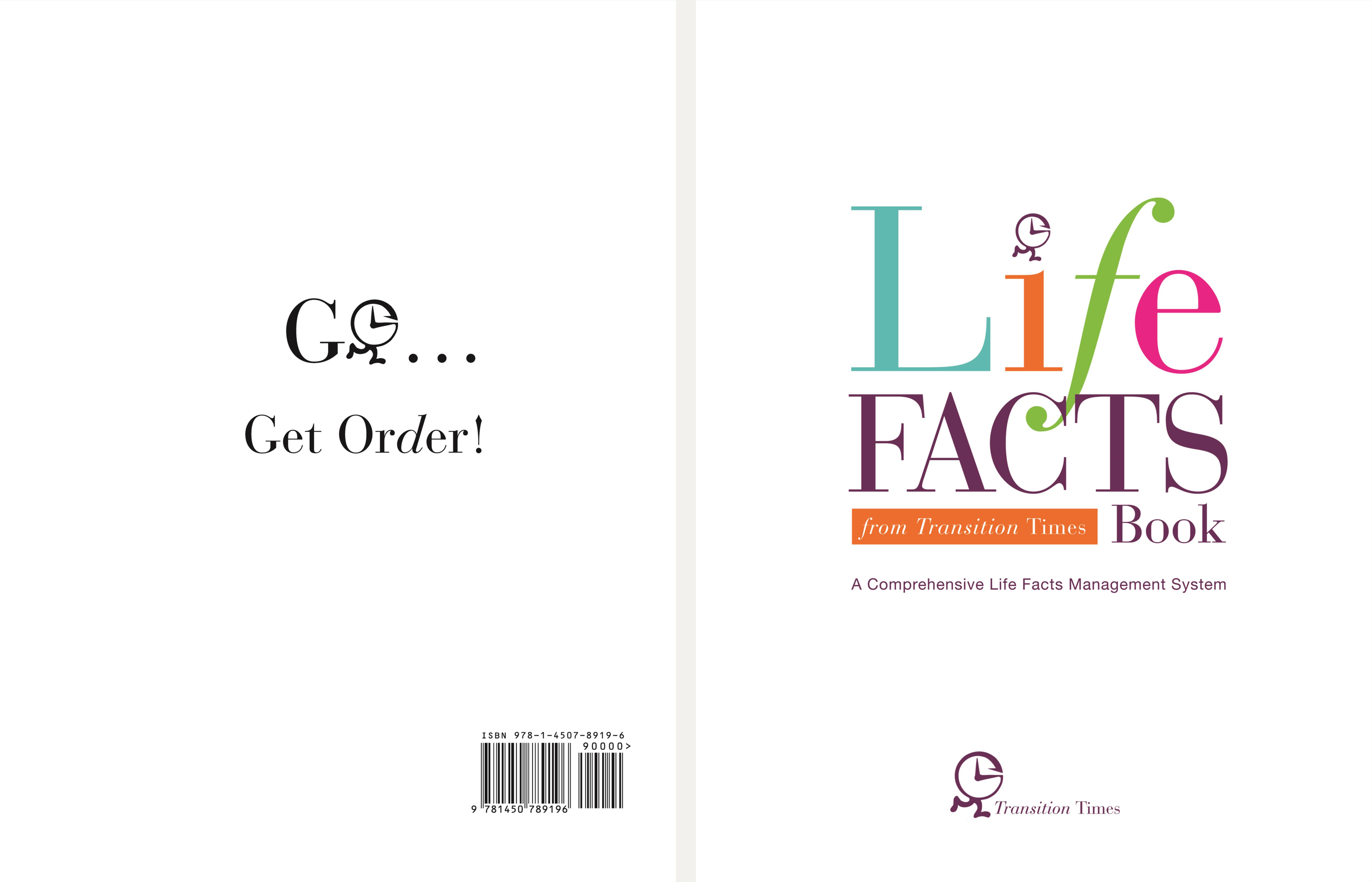 Life Facts Book cover image