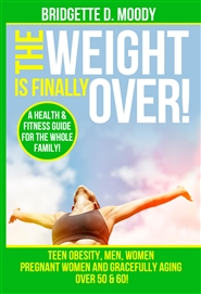 The Weight Is Finally Over cover image