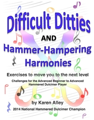 Difficult Ditties and Hammer-Hampering Harmonies cover image