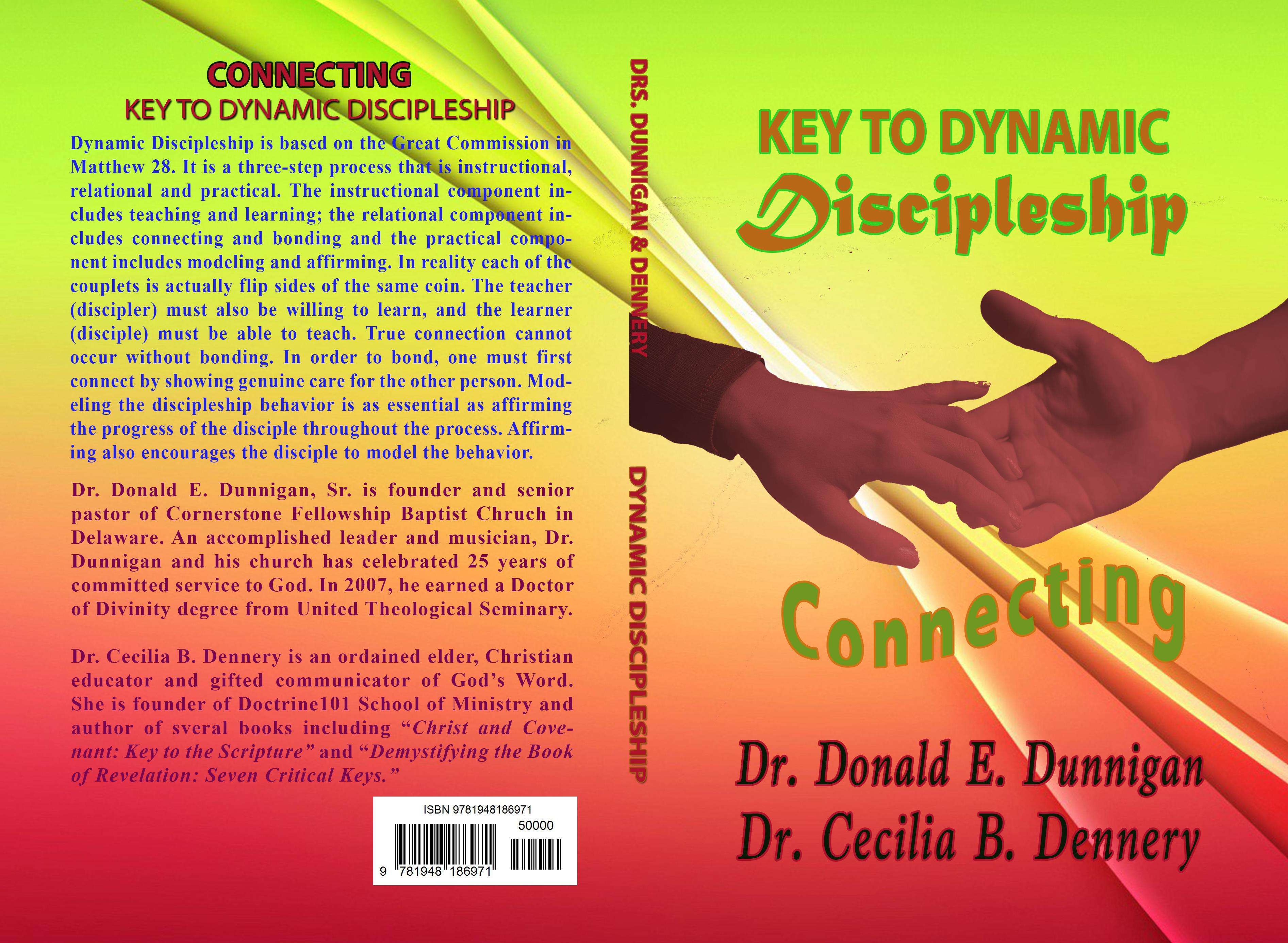 CONNECTING: KEY TO DYNAMIC DISCIPLESHIP cover image