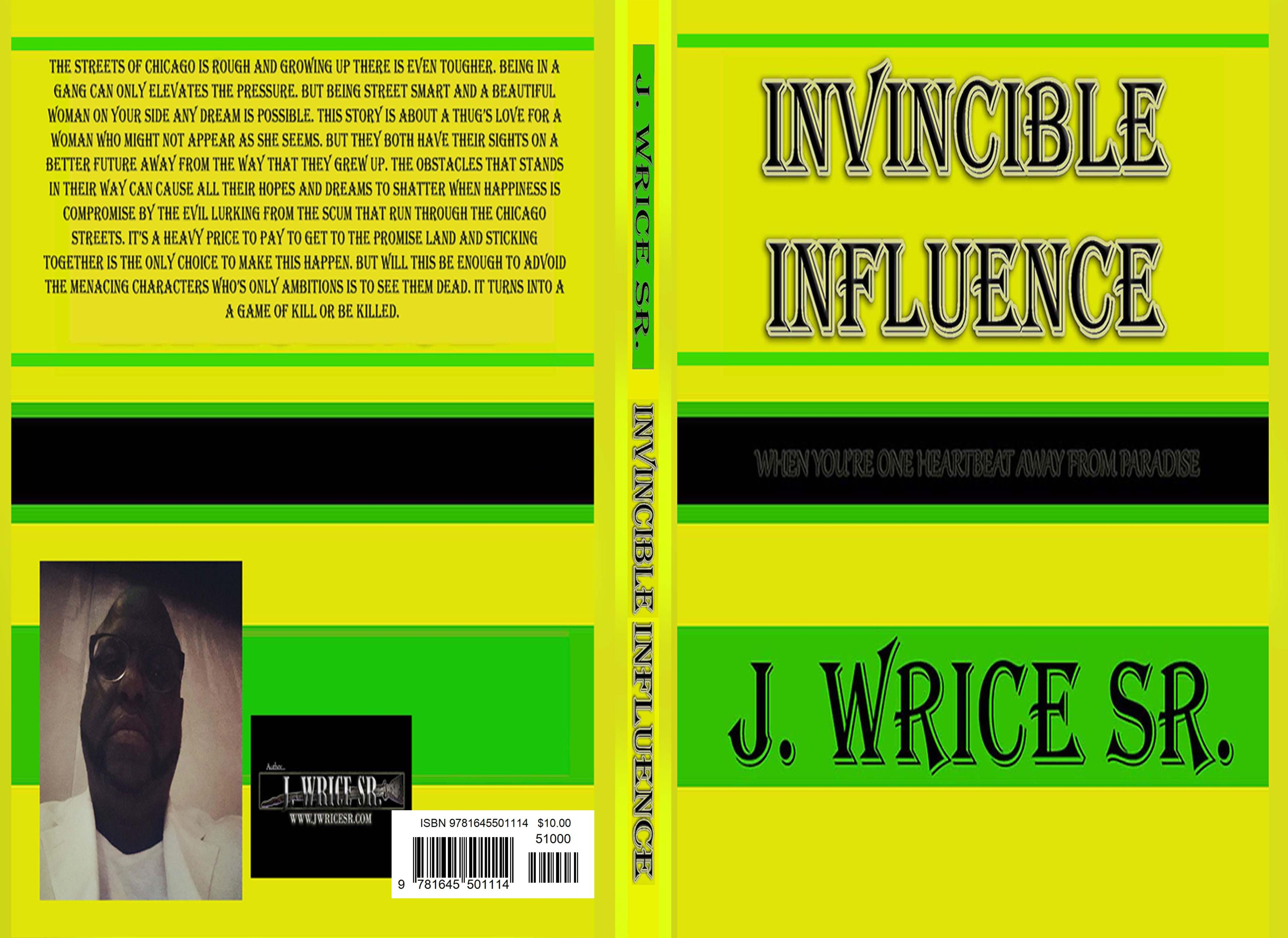 Invincible Influence cover image