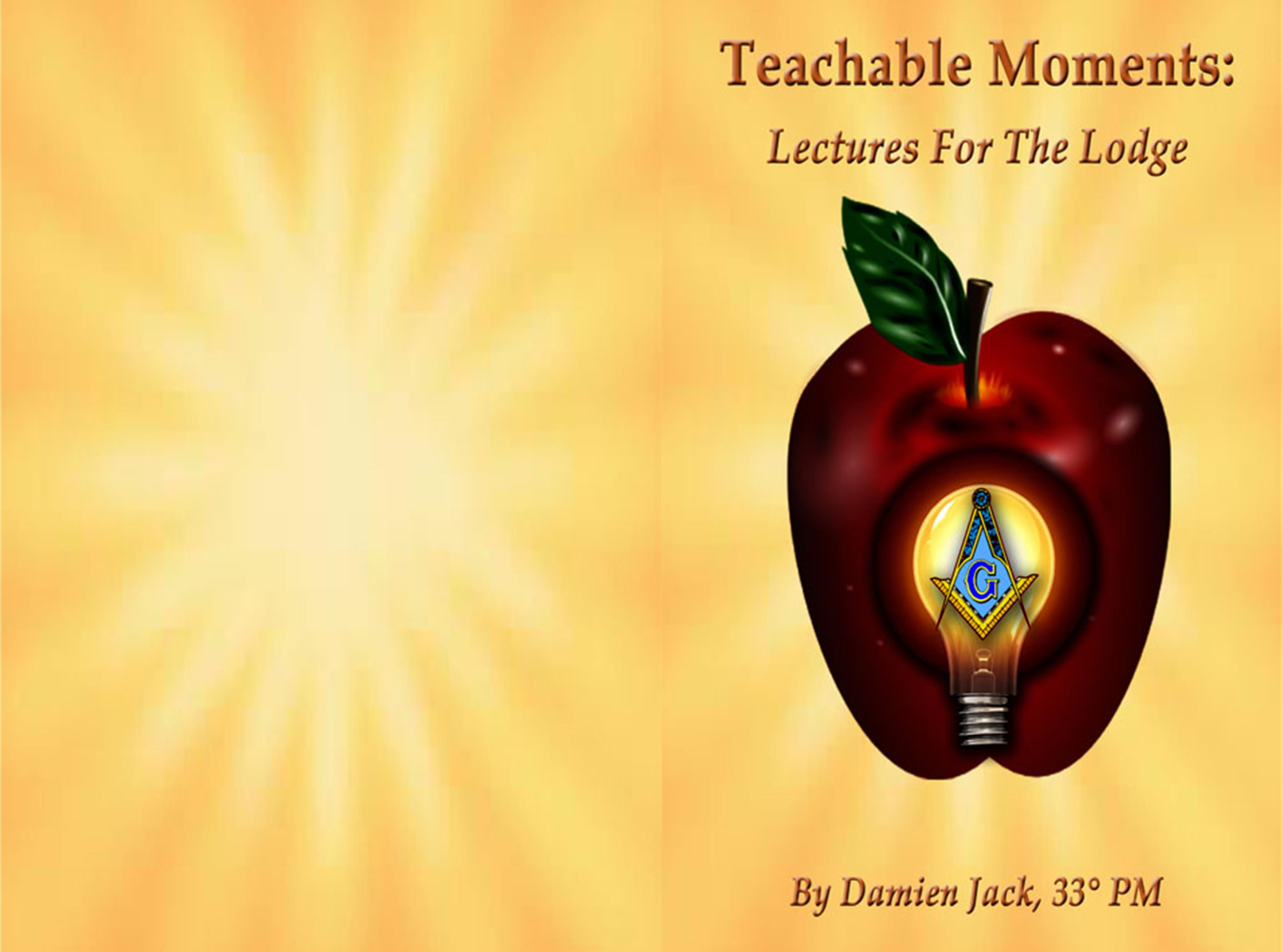 Teachable Moments: Lectures for the Lodge cover image