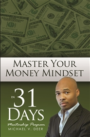 Master Your Money Mindset In 31 Days cover image
