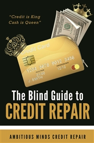 The Blind Guide to Credit Repair cover image