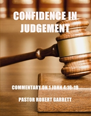 CONFIDENCE IN JUDGEMENT cover image
