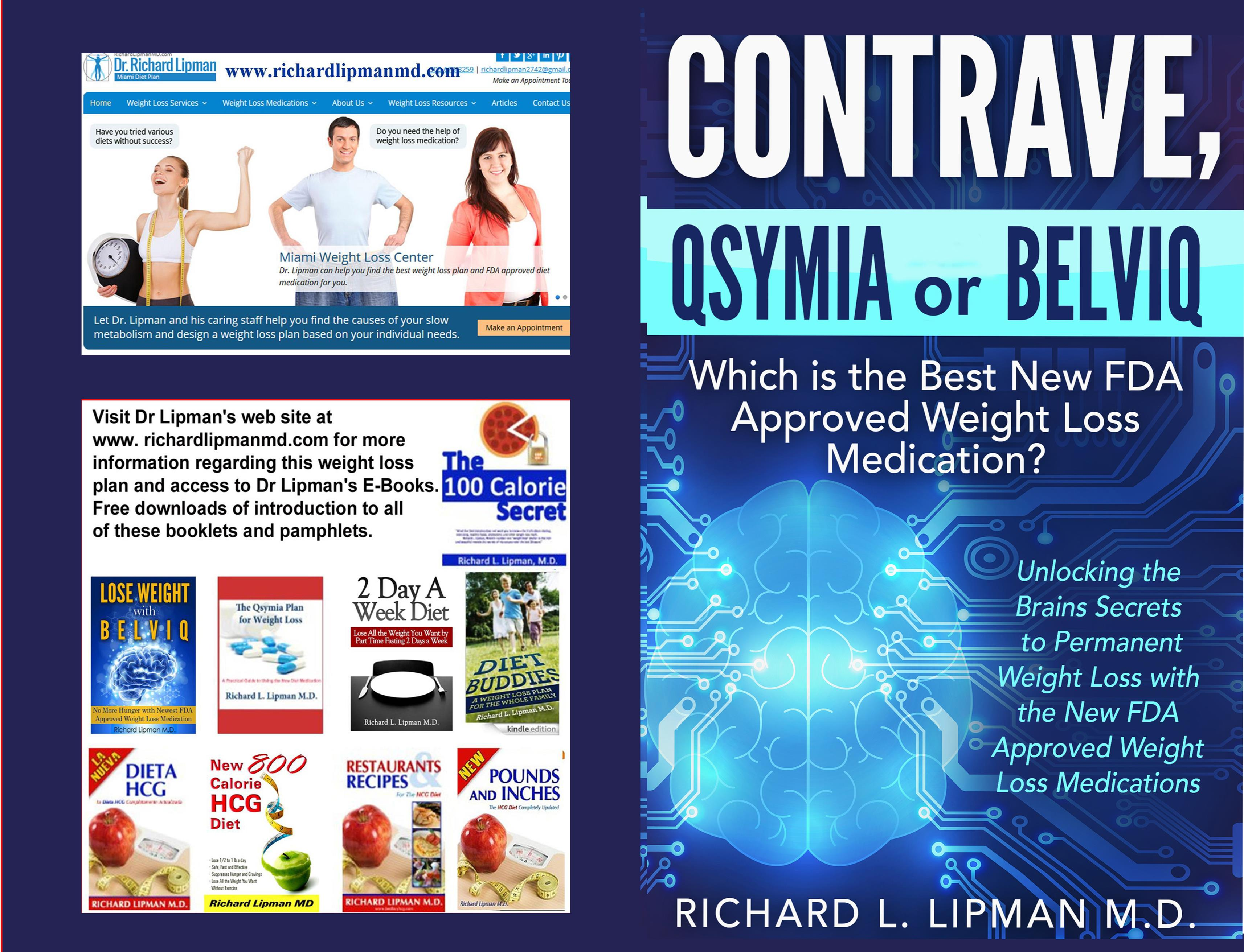 Contrave, Qsymia or Belviq: Which is the Best New FDA Approved Weight Loss Medication? cover image