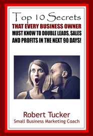 Top 10 Secrets That Every Business Owner Must Know To Double Leads, Sales And Profits In The Next 90 Days cover image