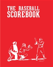 The Baseball Scorebook (100 games) cover image
