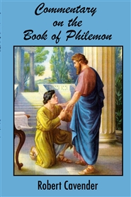 Commentary on the Book of Philemon cover image