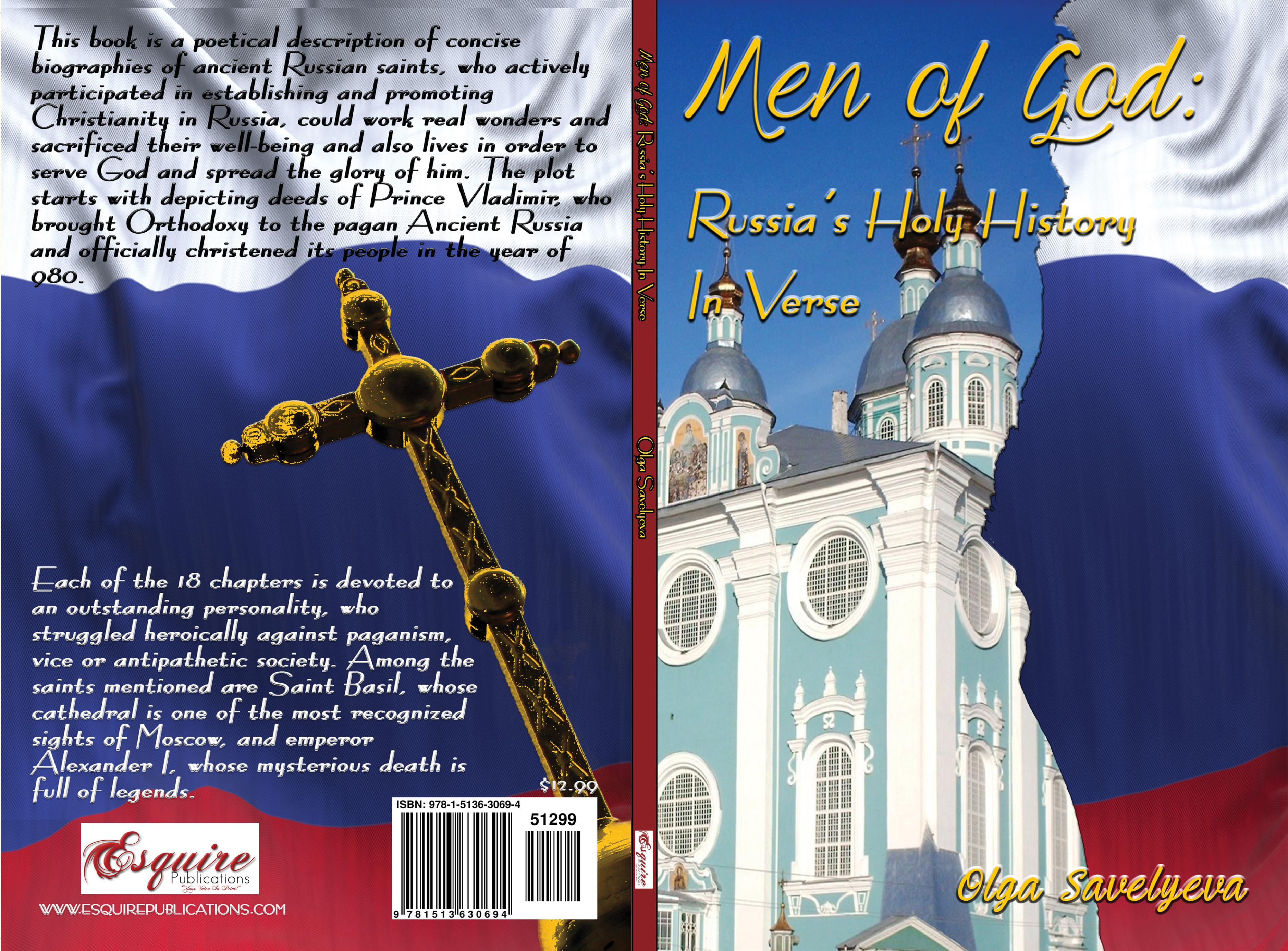 Men of God: Russia